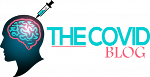 The COVID Blog logo