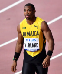 """Yohan Blake: Four-time Olympic medalist says he'd rather not compete than get """"vaccine"""""""