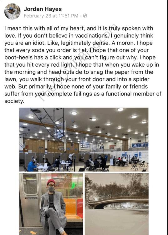 Assbook Post